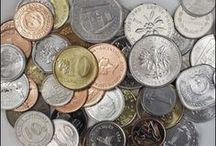 Coins from Around the World / by ICCoin