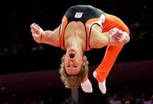 Epke Zonderland / Epke Jan Zonderland is a Dutch gymnast and 2012 Olympic gold medalist in the high bar. / by Jo Meing