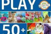 Activities For Kids Roundups / by PlayTivities
