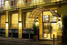 K+K Hotel Maria Theresia Vienna / by K+K Hotels