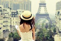 Paris / by Stormie Teal
