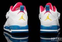 Jordan shoes / by Stormie Teal