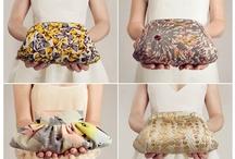 A purse, a pocket, a clutch / by Amy S