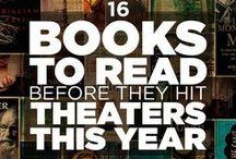 Me: Books to Read / by Tasha Roberts