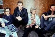 McFly / My favorite band, so inspirational, talented, amazing, and so friggin HAAAWT!! / by Melina Olivera