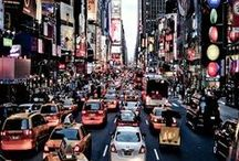 New York <3 / by Marika Holmström