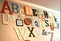 Paytin Love  / Fun ideas for my daughters room or things she can create! / by Jenna Miller