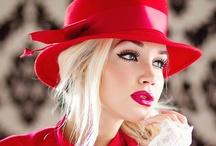 STuNNing ~N ~ ReD / ~❤~When in doubt....Wear RED~❤~ / by Karen Stevens