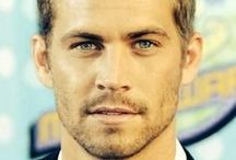 Remembering...... Paul Walker / What a great guy-he was so giving of himself. He had the most beautiful blue eyes and that very sexy smile you could lose yourself in. It's just heartbreaking that he was taken so soon, my heart goes out to his daughter and family. You will be missed, rest in peace. / by Jodee Toalson