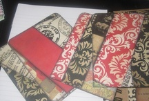 Mini albums / albums/Journals/cards/agenda's.  My heart, my passion.....paper crafting! / by shellian b