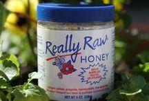 Really Raw Honey Happy Customers / by Really Raw Honey