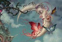 Art~Daniel Merriman / Daniel Merrimans Art / by Tracy Machemer