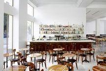 bars | cafe | restaurants / by penzo