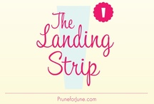 The Landing Strip / Sexy and bold, you're not afraid of wearing ...