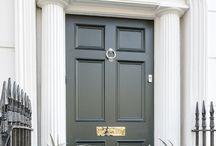 House Ideas: Front Door & Porch / by J i l l i s h