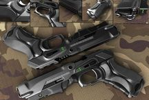 Armory & Tactical Gear / by BJ Master Yoda