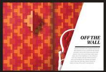 magazine / Mooie magazine pagina's print / by Decom nv