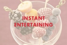 Instant Entertaining / by Beautycounter