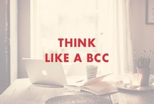 Think Like A BCC / by Beautycounter