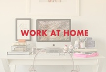 Work at Home / by Beautycounter