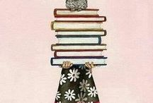 Books books, never enough books / by Tracey LeBel