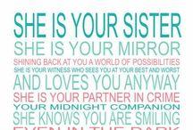 Sisterhood / by UA Panhellenic