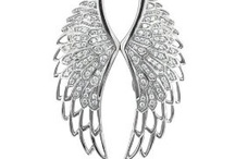 Angel's Accessories  / Jewelry that reminds me of, or is pinned by, my friend Angel Star. / by Barbara Witt