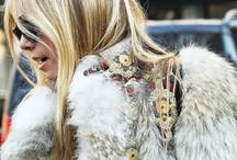Street Style Details / by Marianne Rees