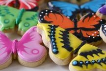 Decorated cookies / by Chrystal
