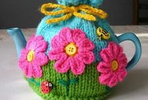 Cozy It / We like to think that yarn-bombing is just making cozies for everything in the world. / by Squirrel Picnic