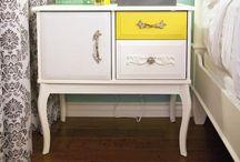Repurposing and Upcycling / Shabby Chic DIY! / by Virginia あすみ