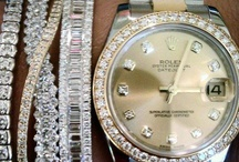 Rolex Watches / by Watch Me Save