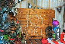 Christmas [on the blog] / Christmas crafts and decor on the blog. / by Elizabeth and Julia {Southern Color}