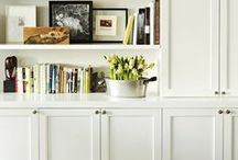 Built in Shelves / by Lila Cannon