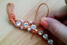 Jewelry-Making Tutorials / by Karen Fonkert