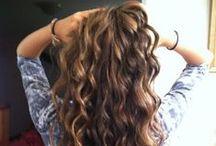 Hair / by Nina Kristin Kammen