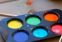 Kids Crafts-Ideas, and Inspirations / by Cyndee Stahl