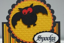 Cards-Halloween and Fall / by Cyndee Stahl