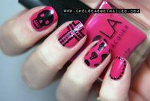 Nails / Nail designs and polish colors / by Lena Perez
