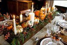Fall Decorating / by Monica Pruett