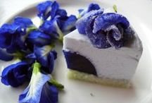 Butterfly Pea - Recipe Ideas from BlueChai / A board collecting ideas what to cook, bake and create with BlueChai ... blue rice, cocktails, ice-cream, tea ... / by BlueChai - Dried Butterfly Pea Shop