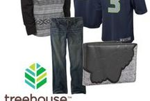Holiday Wishlist 2013 / Foster youth across Washington State are getting ready for the holidays. Help them have a wonderful holiday by supporting the Wearhouse, Treehouse's free clothing and gift store for foster youth. Interested in supporting our store? Check out the looks and gifts our youth are looking for and where you can find them. To see more information about specific clothing items in the photos, click on the photo and you will be directed to a page with more information. / by Treehouse