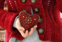 """""""Heart City"""" Girl / Hearts / by Carol King"""
