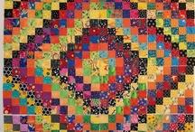 "QuiLt BloCks & eTc. / quilt blocks (planning, use ""those scraps"", etc) / by Carol King"