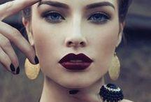 Beleza / Produtos, swatch, tutoriais, maquiagens, unhas, penteados etc / by Esther G. Pereira