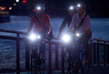 Bike Lights / Quality bike lights from NiteRider, Light & Motion and Princeton Tec at Night-Gear prices. / by Night-Gear