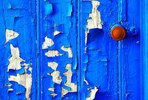 { Le bleu de ... } / Une couleur qui inspire, qui calme, qui fait réfléchir  / by Organisation des Nations Unies (ONU)