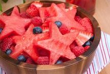 Fourth of July Inspiration / From healthy food to fitness ideas this board has it all to make your Independence Day fun and healthy.  / by Hunterdon Healthcare