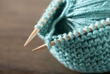Knitting / by Marit Thostenson