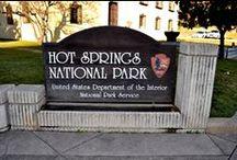 Z-Hot Springs National Park / by CJ Brennan
